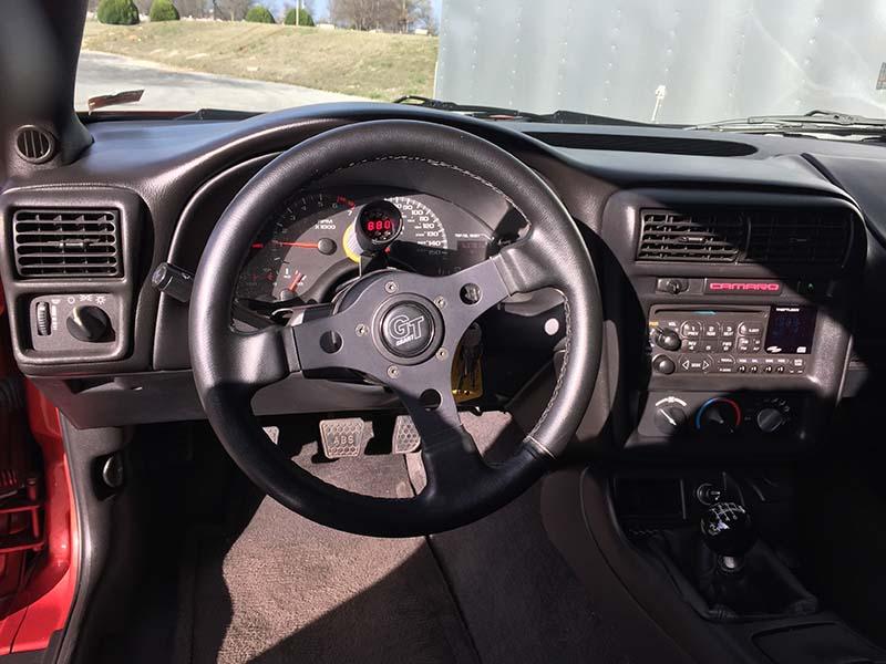 2001 Camaro Z28 1SC